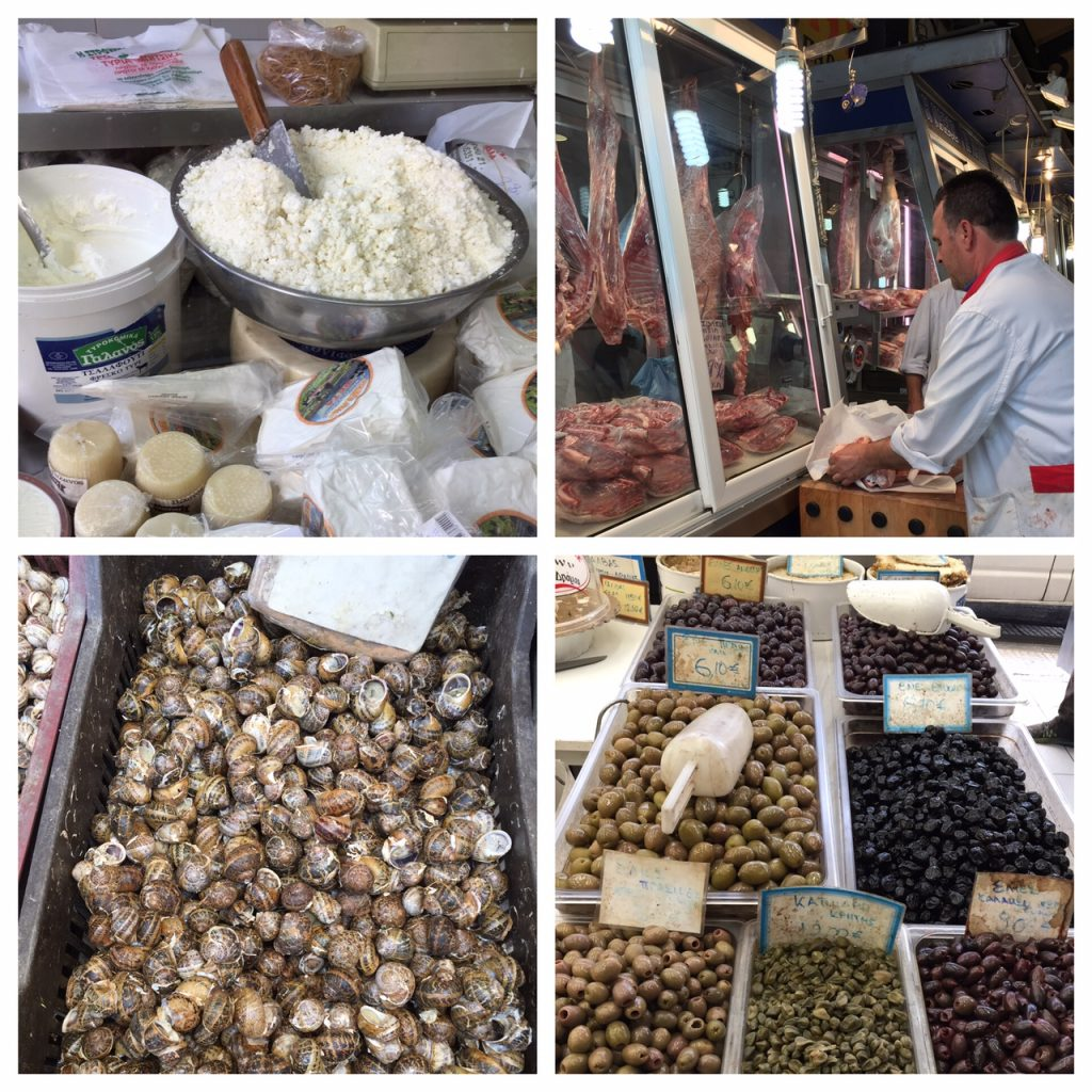 Athens Central Market; Athens; Greece; boomer travel; travel