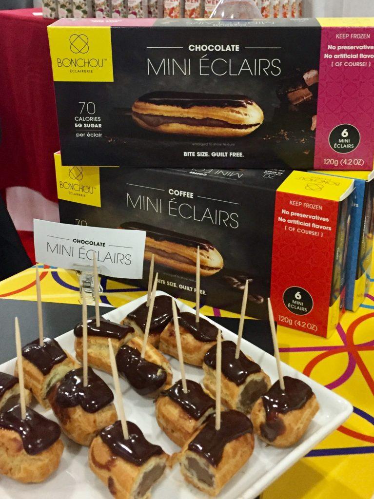 Bonchou Eclariere; chocolate eclairs; mini chocolate eclairs; #SFFS; foodie