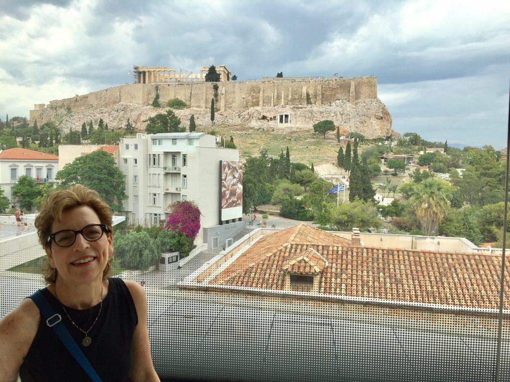 Acropolis Museum; Acropolis; Athens; Greece