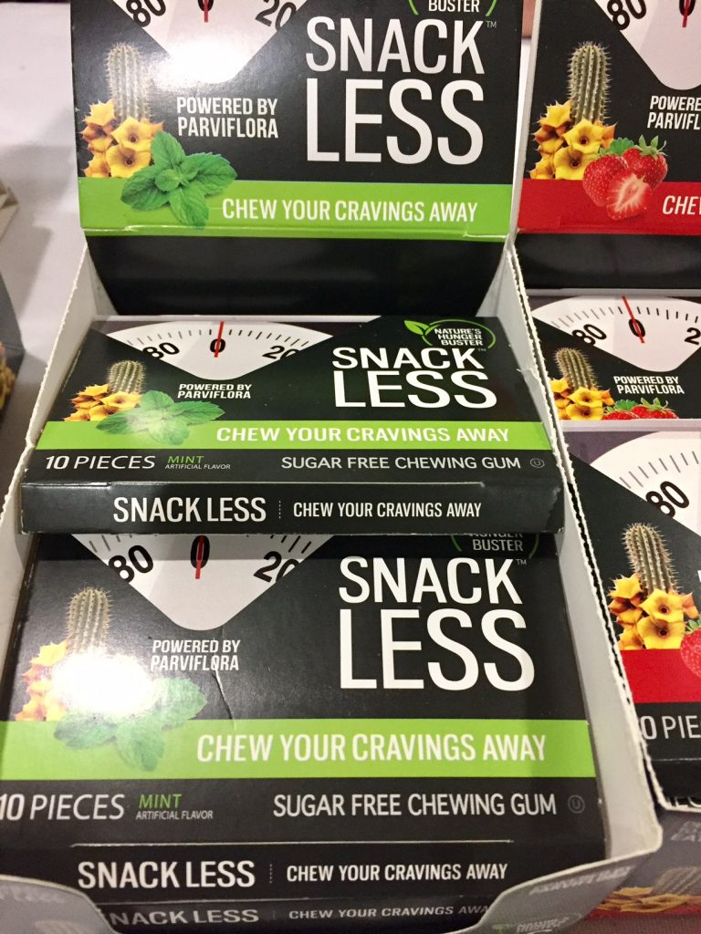 Snack Less Chewing Gum; SnackLess; #SFFS; dieting; foodie