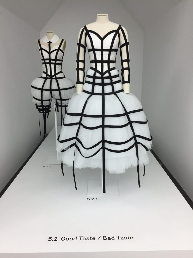 Rei Kawakubo; Comme des Garcons; MET 2017 Costume Exhibition; 2017 Metropolitan Museum of Art Costume Exhibition