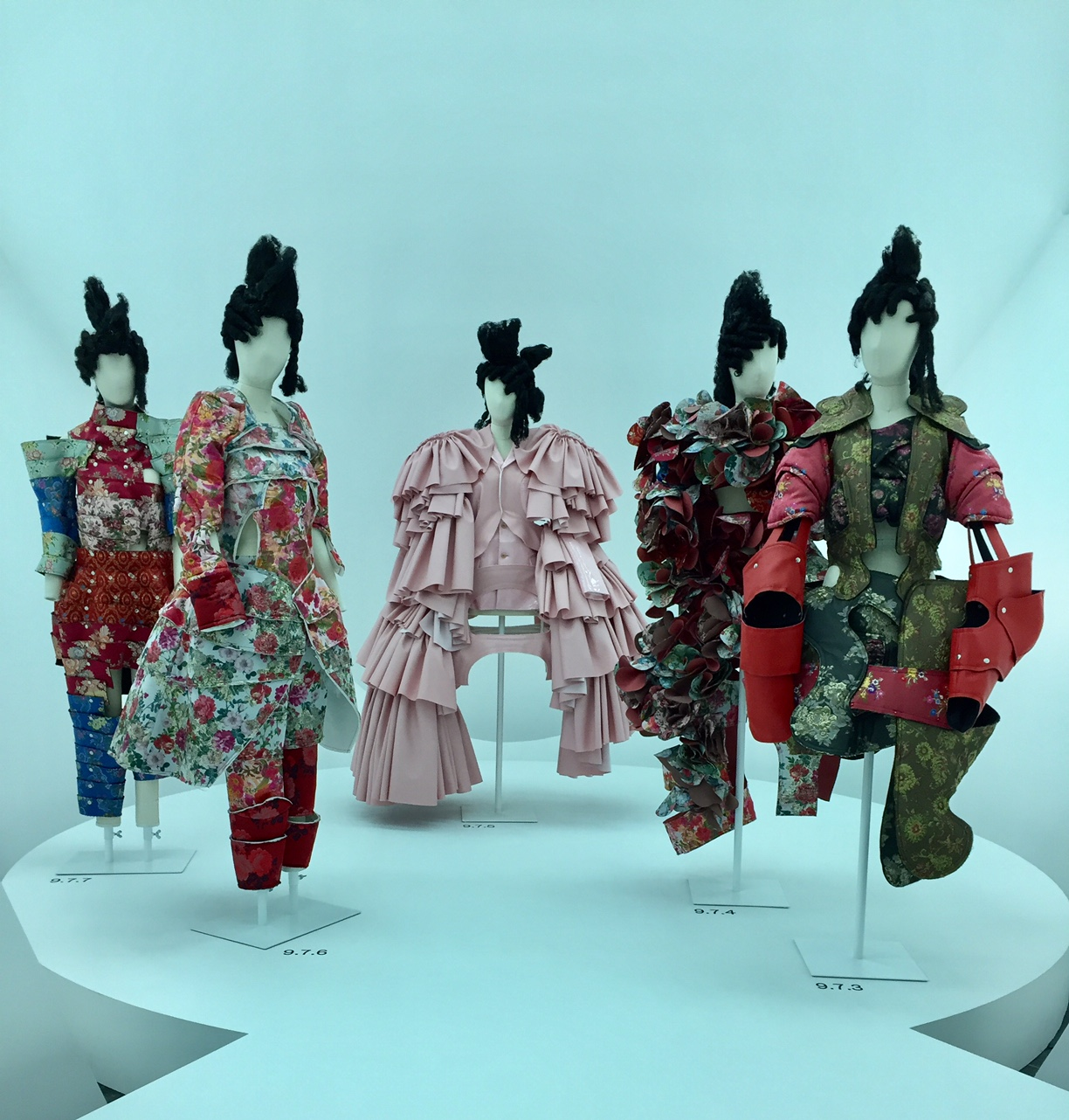MET Costume Exhibition; Rei Kawakubo;