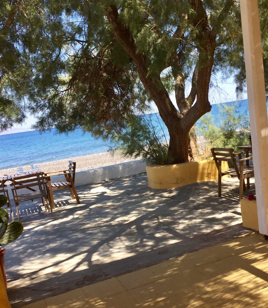 Santorini; Gaia Winery; Santorini Wine Tralis Foodie Tour; travel; boomer travel; Greece