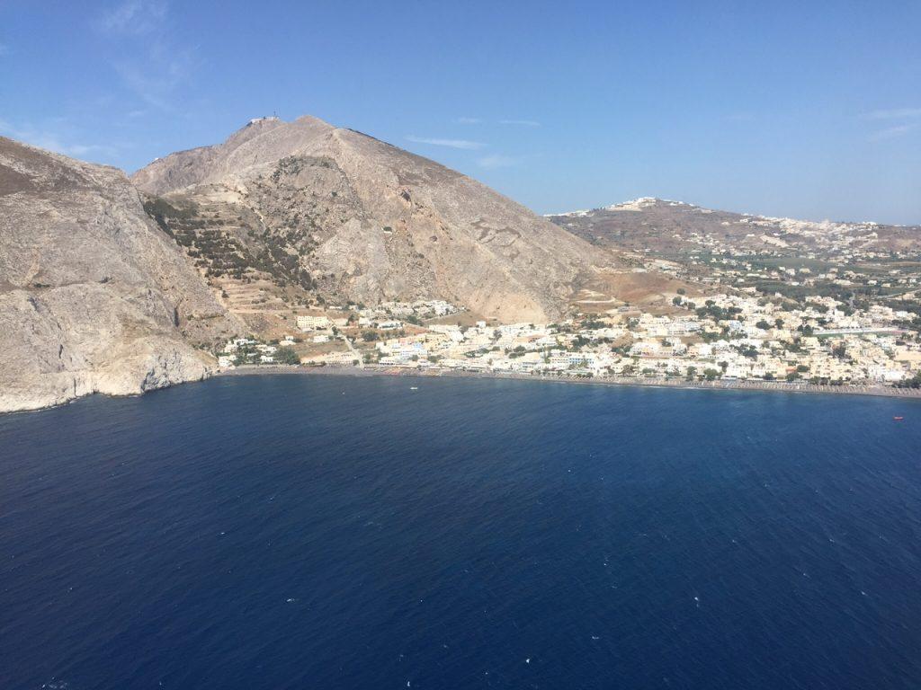 Santorini; Oia; Greece