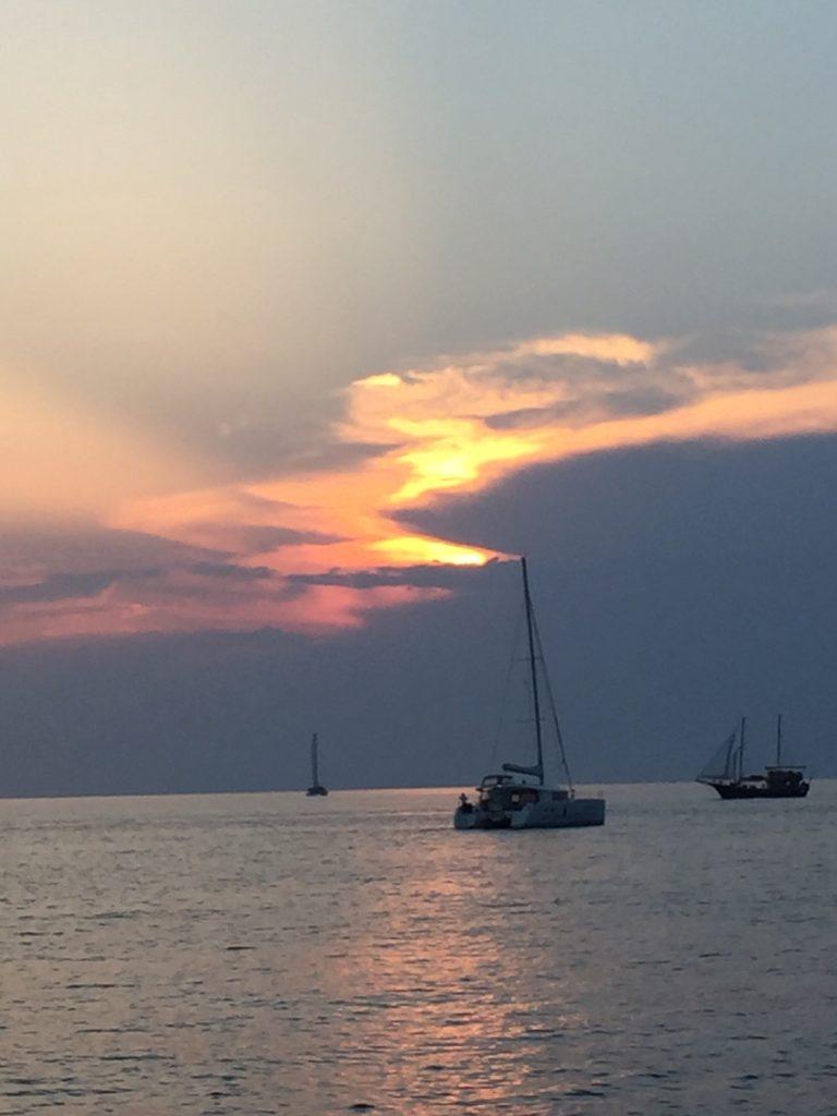 Santorini Sunset; Santorini