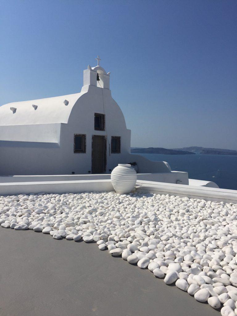 Passaggio bistro in Oia; Oia restaurants; Santorini restaurants
