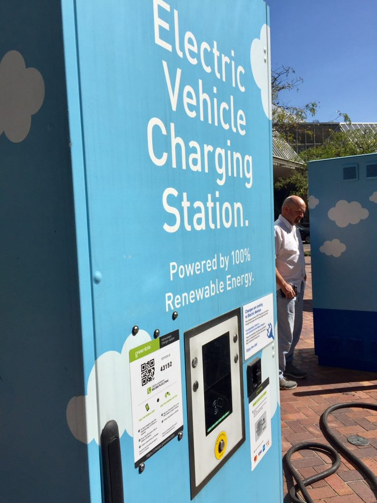 Electric Vehicle Charging Stations; Portland Electric Vehicle Charging Stations; Portland