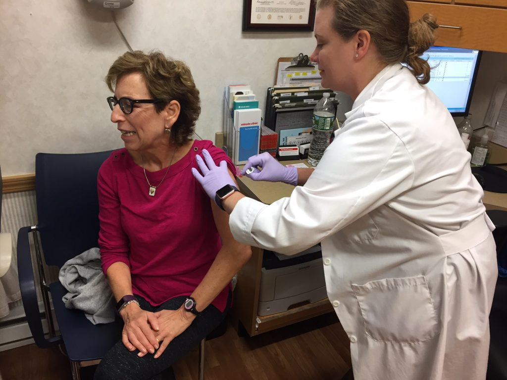 CVS Health; MinuteClinic; flu shot; flu vaccine; influenza; flu season; #CVS