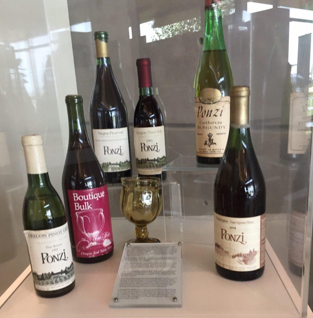 Ponzi Winery; Ponzi Vineyards; The Tualatin Valley; Williamette Wine Region; Oregon wineries; boomer travel