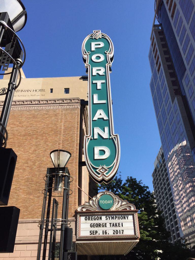 Portland, Oregon; Portland Symphony; Travel Portland