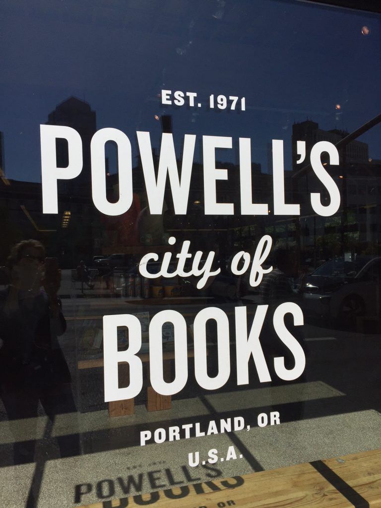 Powell's Bookstore; Portland; Oregon; books