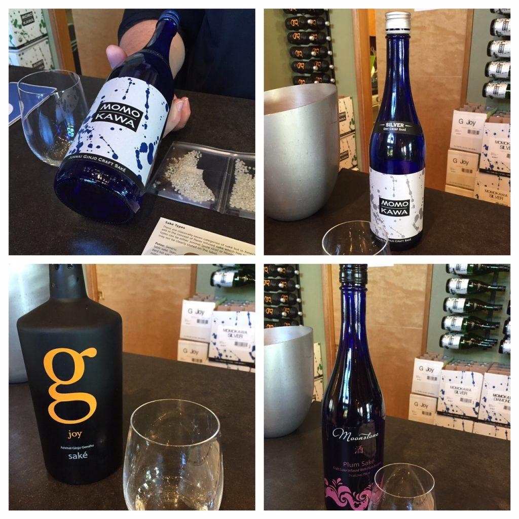 SakeOne; The Tualatin Valley; sake; boomer travel