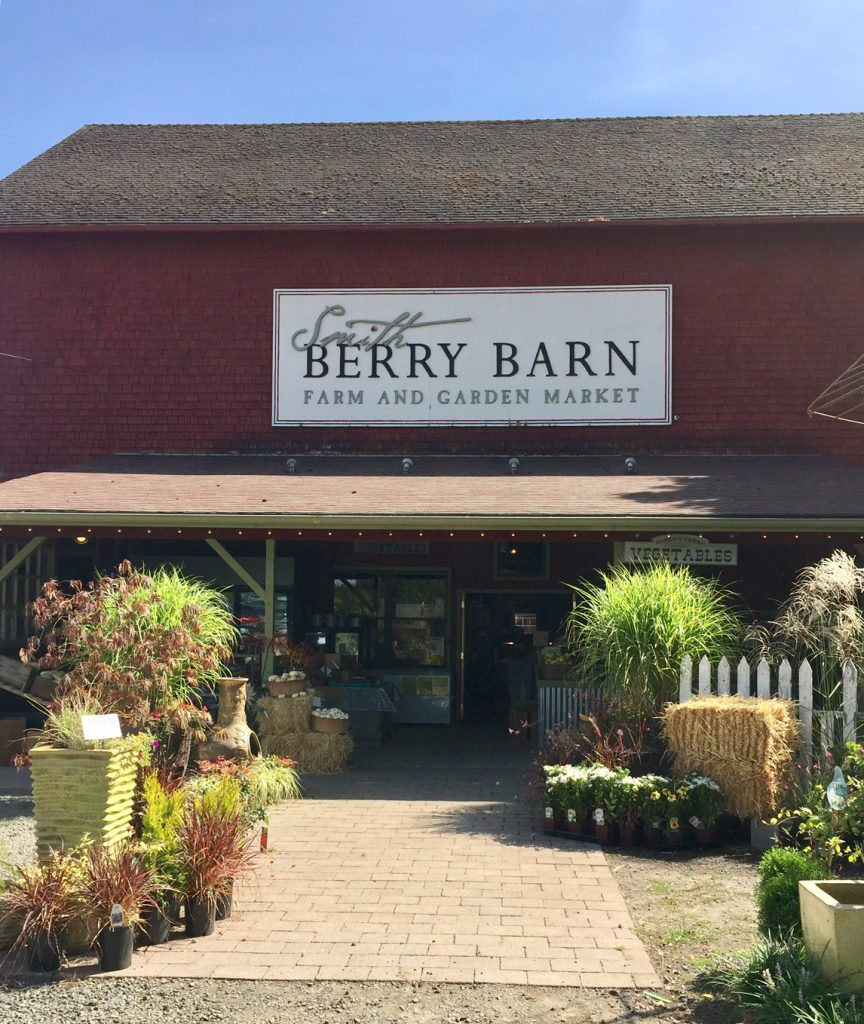 Smith Berry Barn; The Tualatin Valley; Oregon; boomer travel