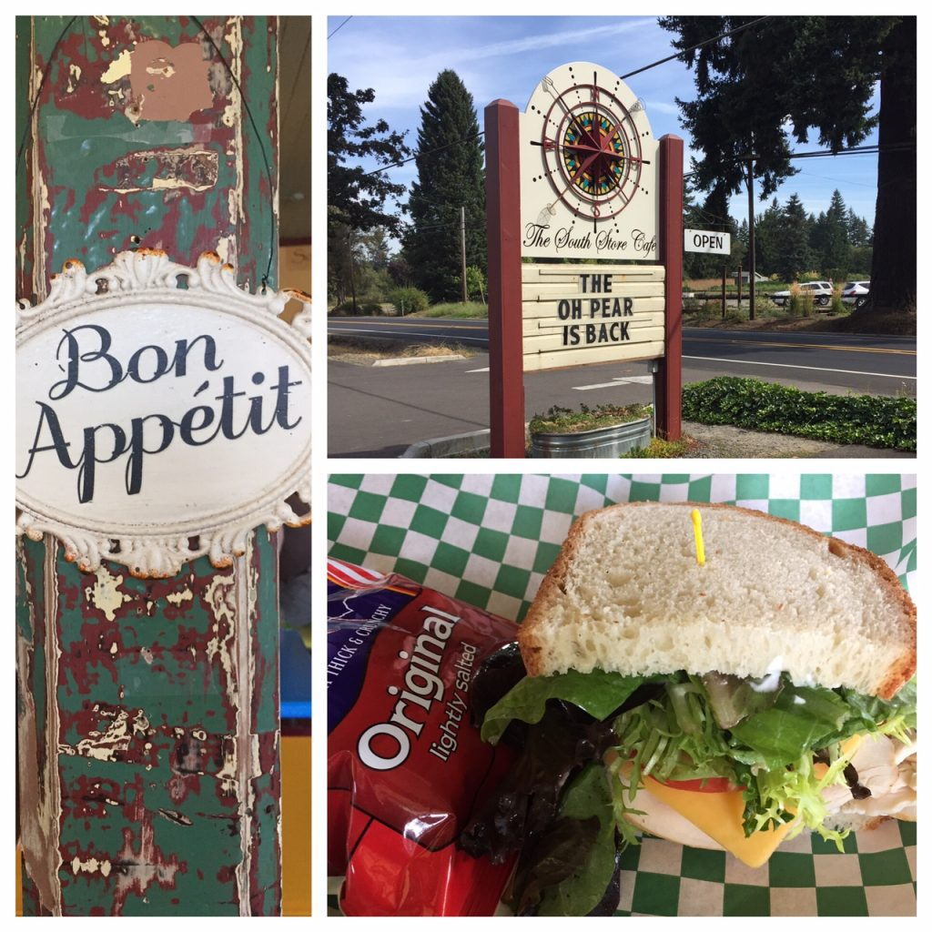 The South Store Cafe; Willamette Wine Region; The Tualatin Valley; boomer travel; Oregon