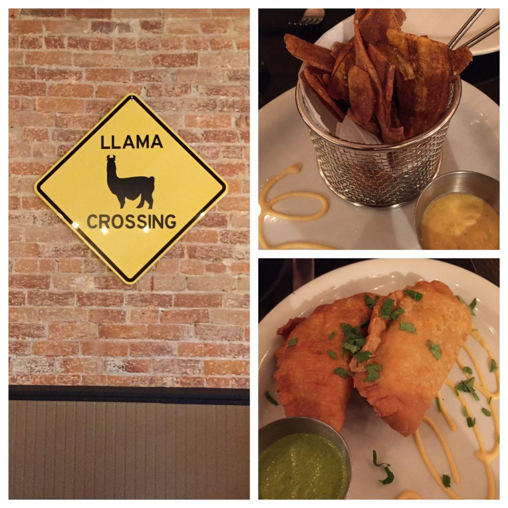 Yellow Llama restaurant; The Tualatin Valley; Oregon restaurants; Peruvian food; boomer travel