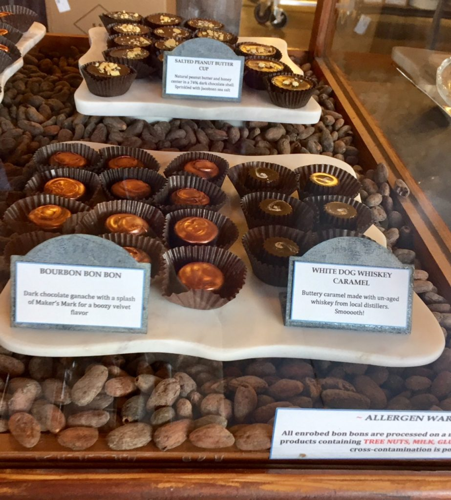 Alma Chocolates; Portland chocolates; chocolate; homemade chocolates