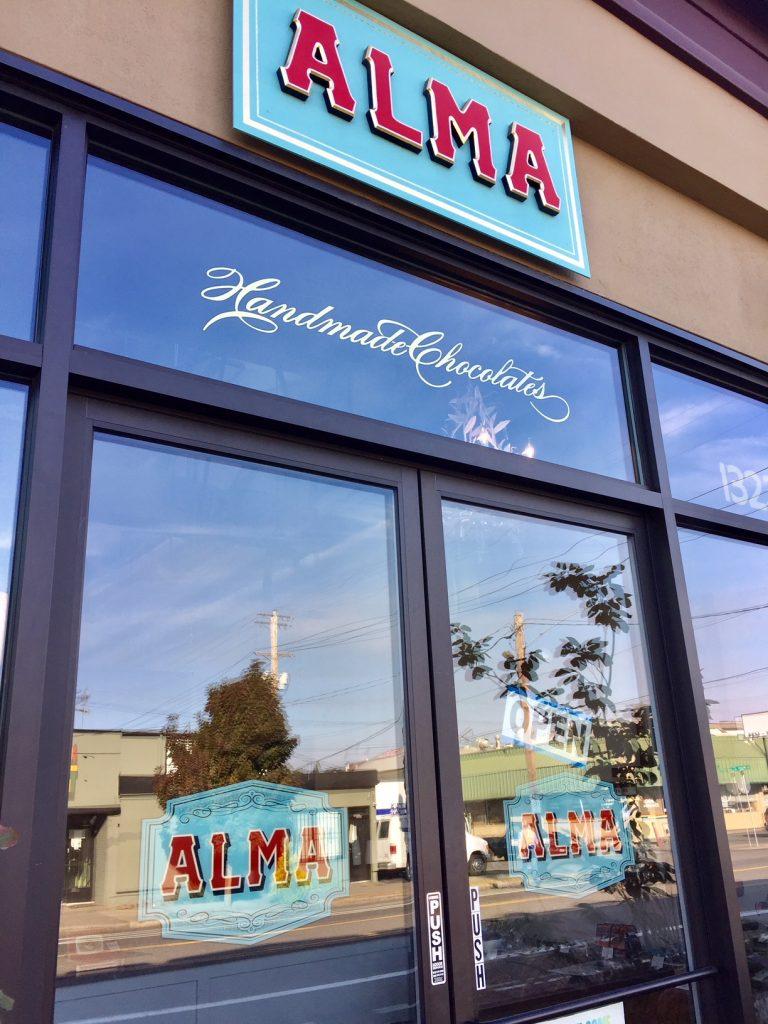 Alma chocolates; Portland chocolates; foodie; chocolate