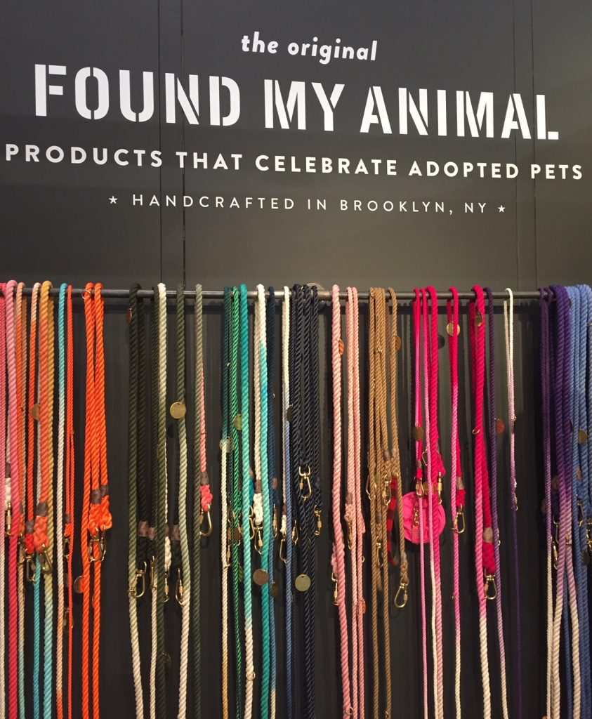 Found My Animal; dog gifts; 2017 Gift Guide