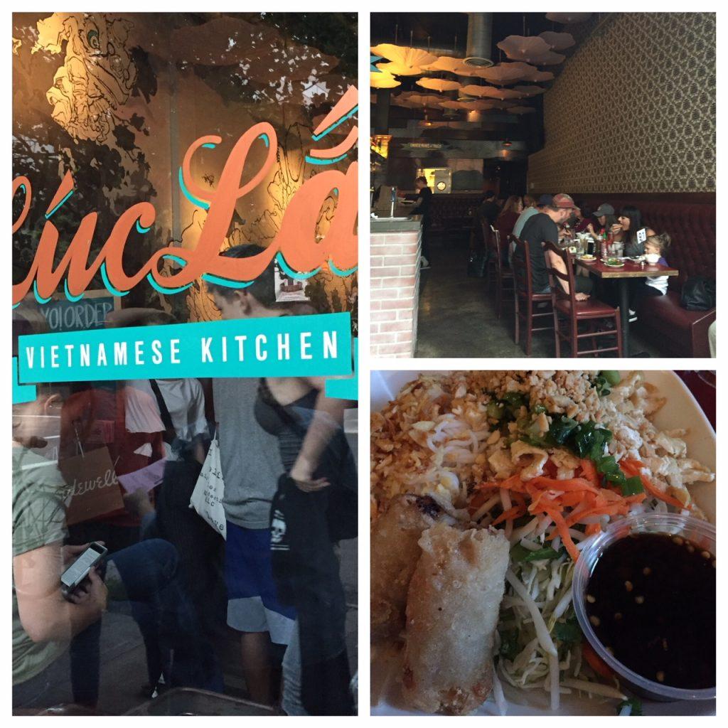 LucLac Vietnamese Kitchen; Portland foodie; Portland; Oregon