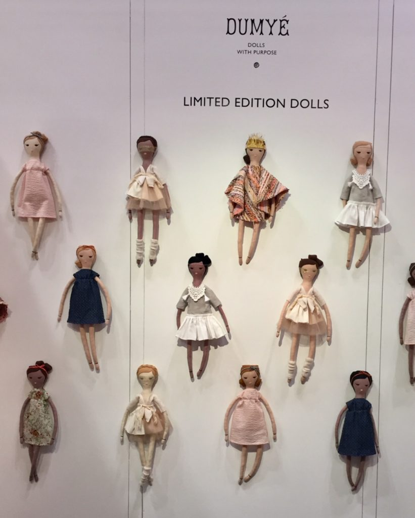 Dumye dolls; 2017 Gift Guide