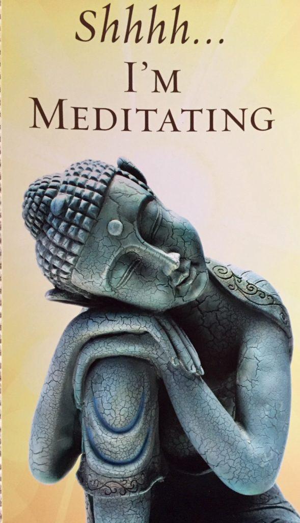 Meditation; boomer wellness; happiness