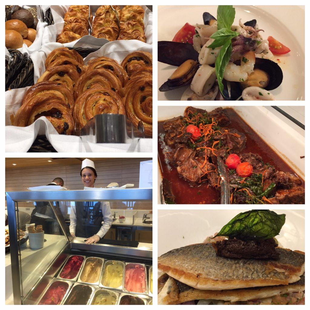 Viking Ocean Cruise food; ocean cruises; Viking Star; boomer travel; post 50 travel