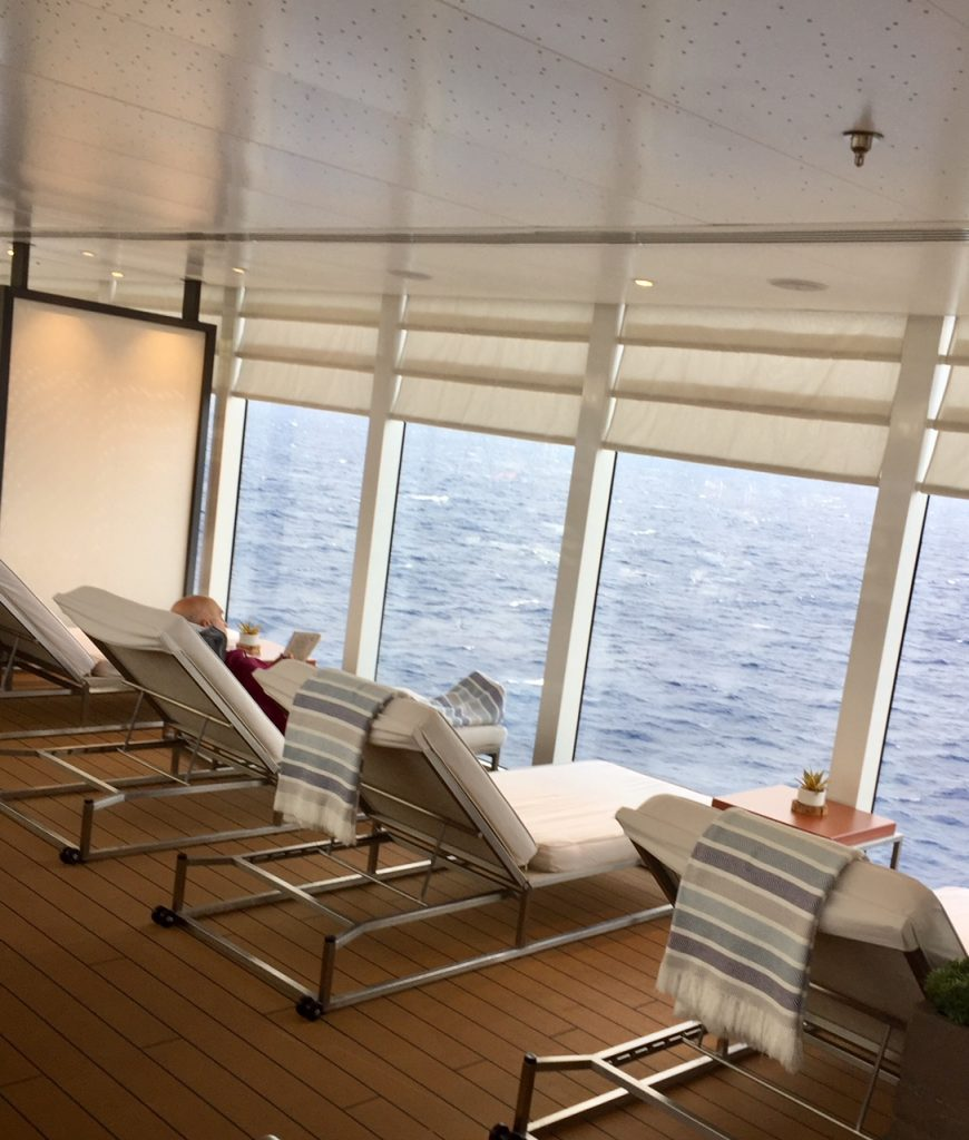 Viking Star lounges