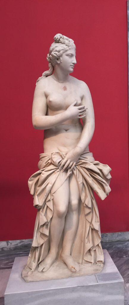 Aphrodite; Greek goddess of love; Athens; Viking Ocean Cruise