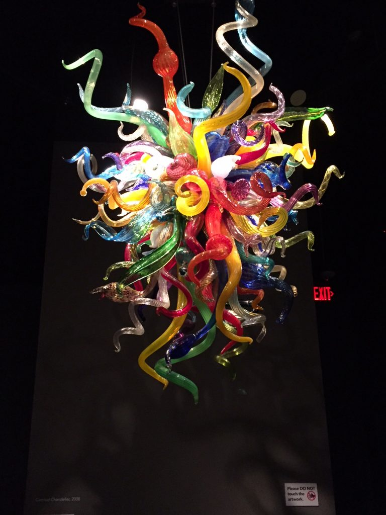 The Chihuly Collection; Downtown St. Pete; Florida