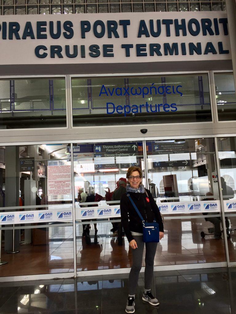 Port Piraeus; Greece; Viking Ocean Cruise; luxury travel; boomer travel