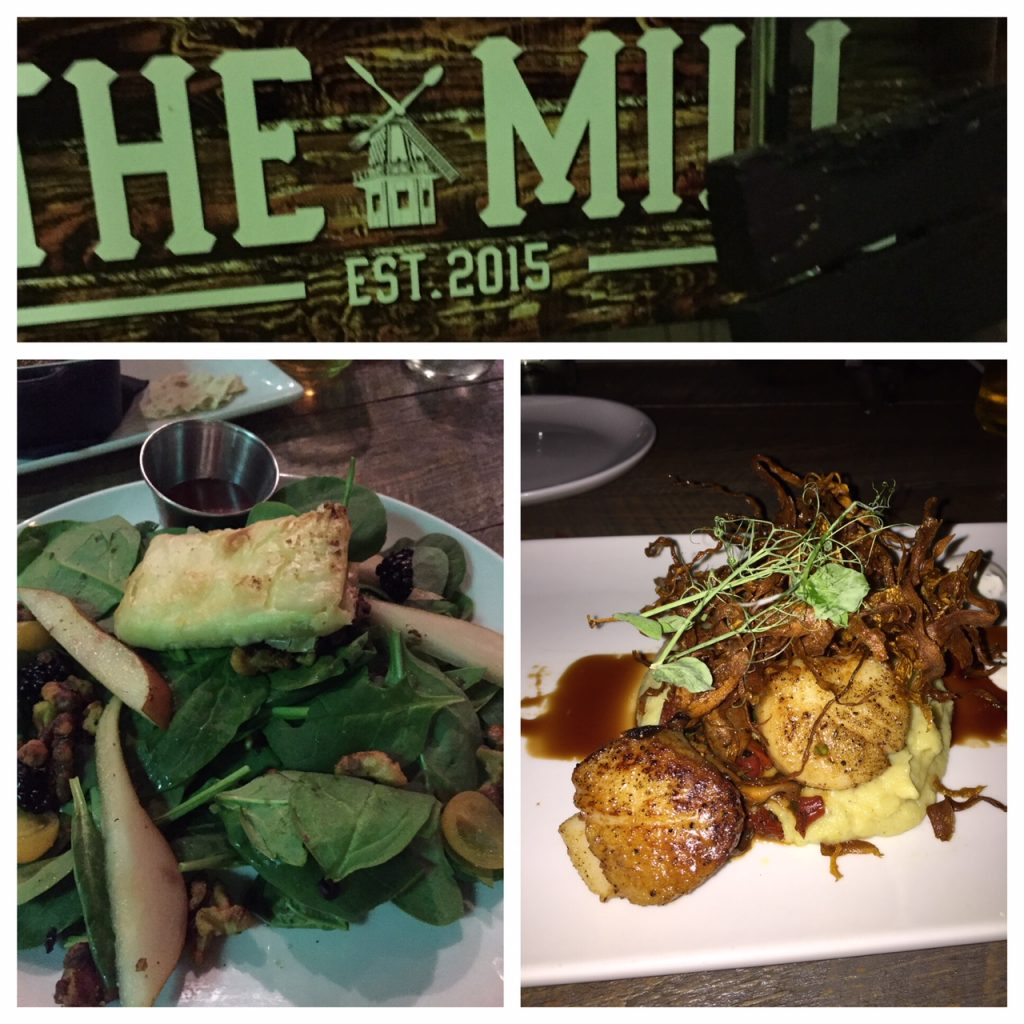 The Mill; Downtown St. Pete; foodie; St. Pete restaurants