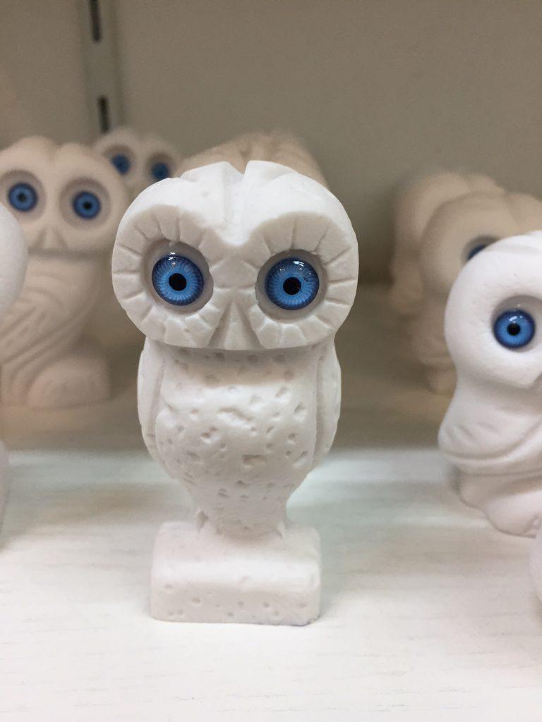 Owl symbol of Greece; Greek Owl; Athens; Viking Ocean Cruise