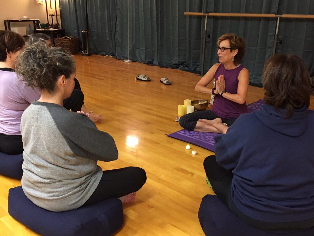 yoga; retirement; VSP vision care