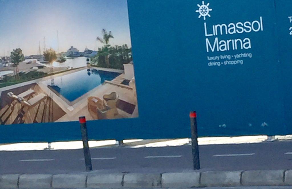 Limassol Marina, Cyprus, Viking Ocean Cruise