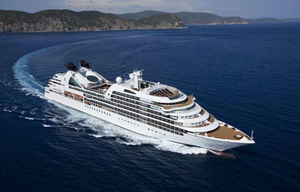 Seabourn Cruises, luxury cruising, travel