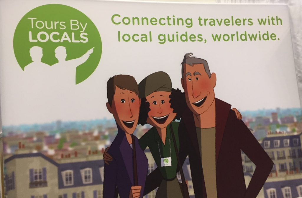 Tours By Locals; travel; NY Times Travel Show 2018