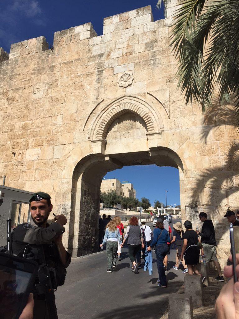 Israel; Ashod; Jerusalem; Viking Ocean Cruise; luxury travel; Holy City