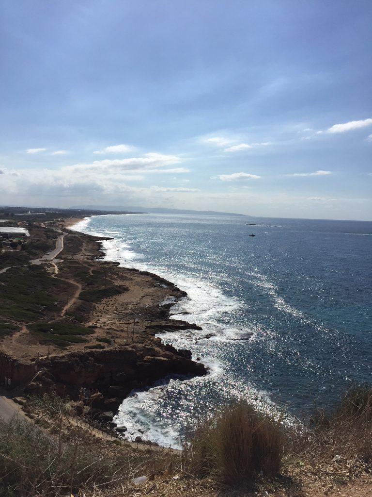 Rosh Hanikra; Haifa; Israel; Viking Ocean Cruise
