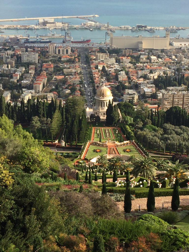 Haifa; Israel; Viking Ocean Cruise