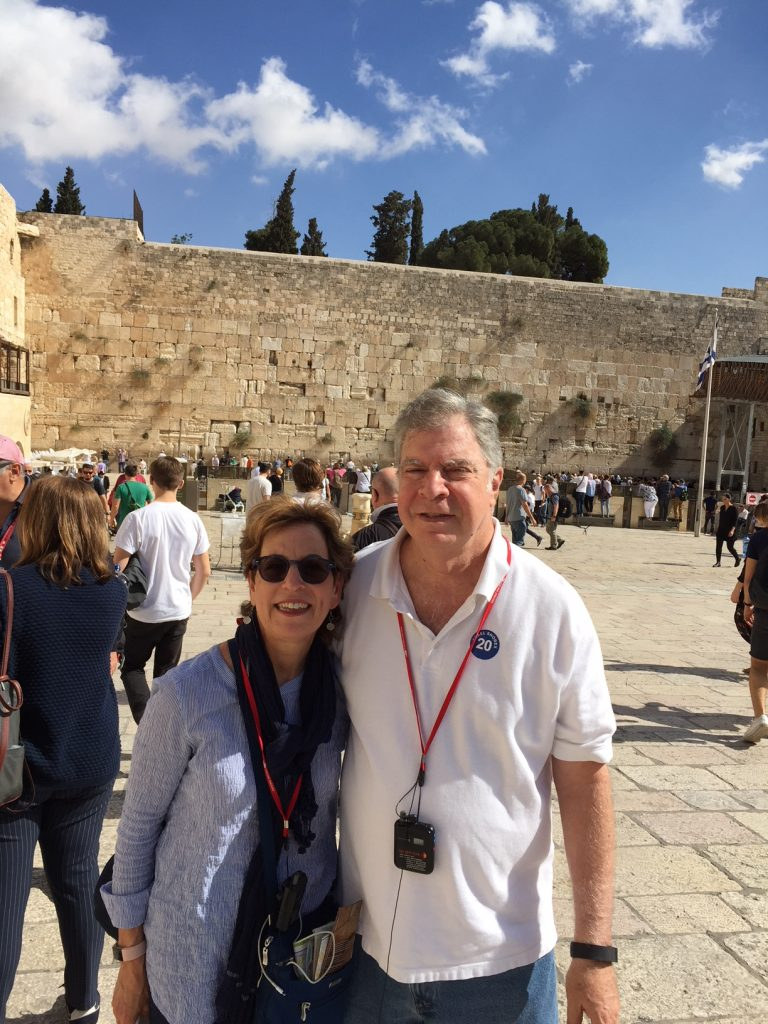 Israel; Ashod; Jerusalem; Viking Ocean Cruise; luxury travel; Western Wall