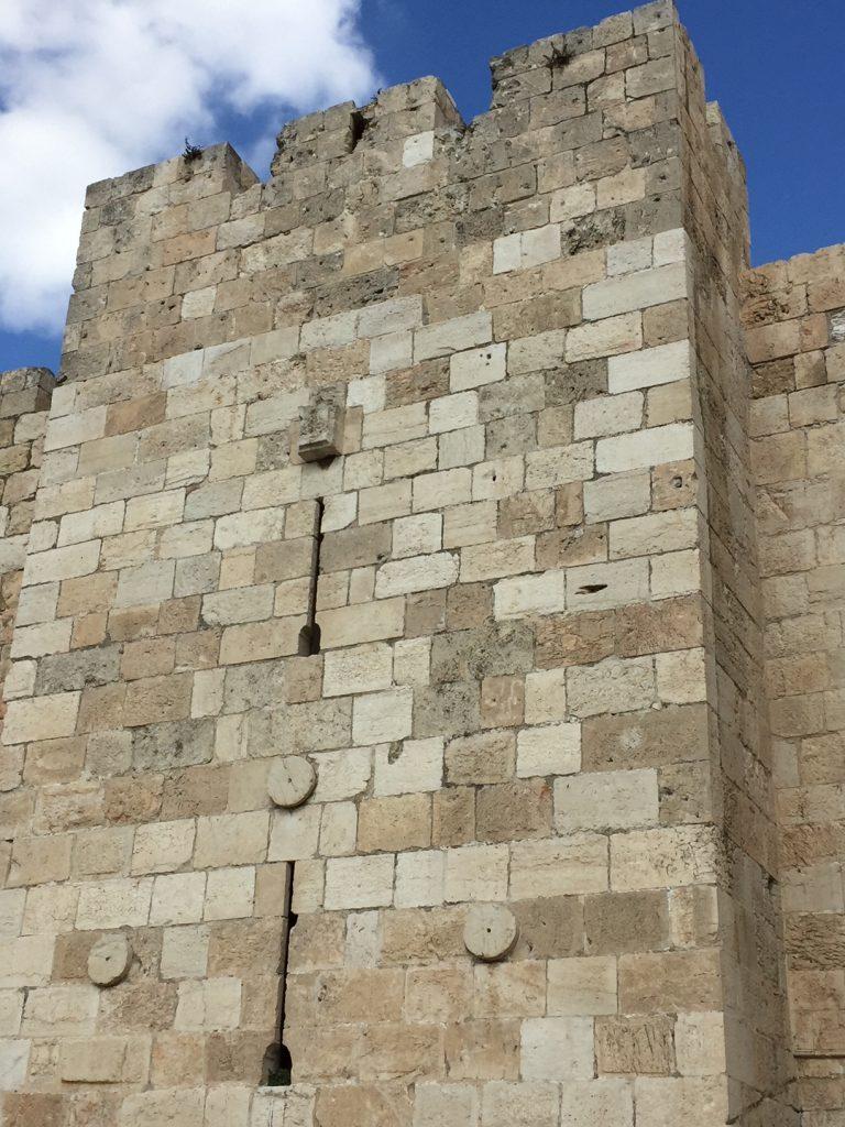Jerusalem; Jaffa Exit; Israel; Viking Ocean Cruise