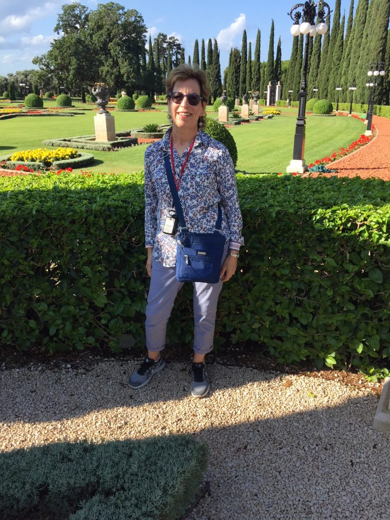The Botanical Gardens in Acres; Haifa; Israel; Viking Ocean Cruises