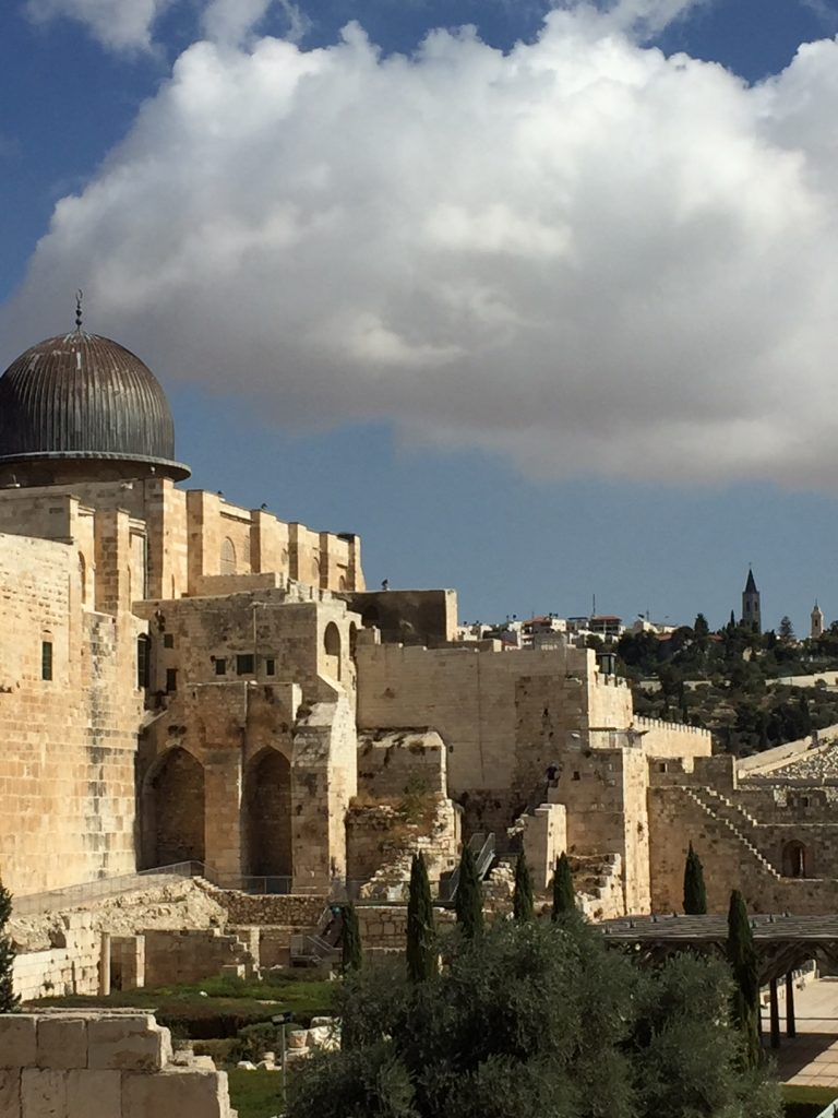 Israel; Ashod; Jerusalem; Viking Ocean Cruise; luxury travel