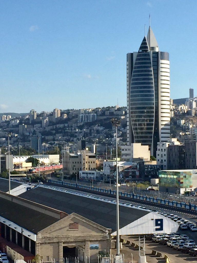 Haifa; Israel; Viking Ocean Cruises