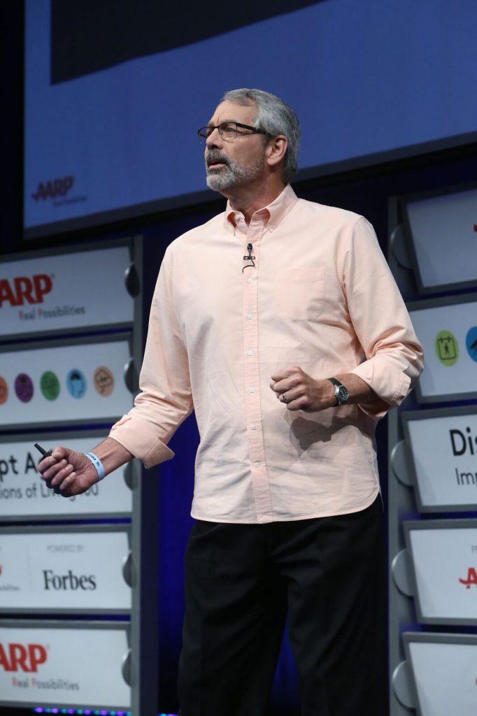 Dave Evans; Stanford Life Design Lab; disrupt aging; #live100