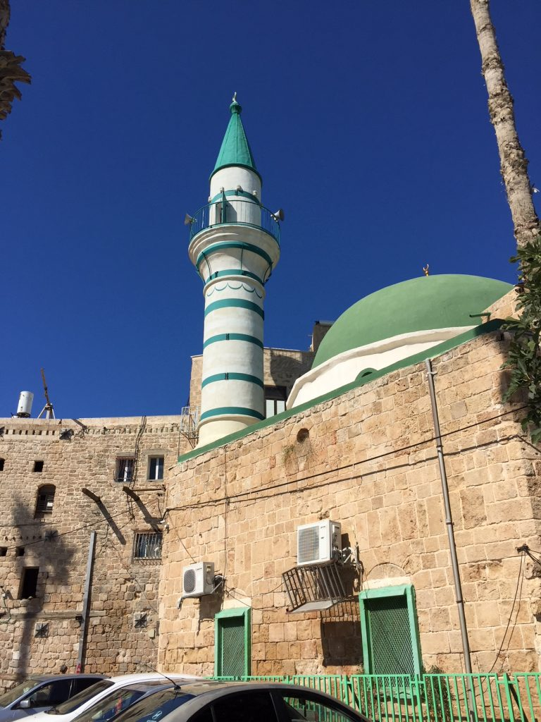 Viking Ocean Cruises; Israel; Ancient City of Acre; luxury cruises; Viking Star; el-Jazaar Mosque