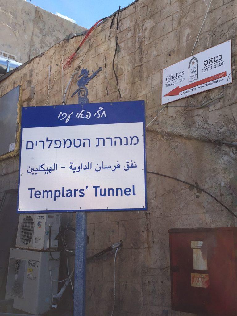 Viking Ocean Cruises; Israel; Ancient City of Acre; luxury cruises; Viking Star; Templars' Tunnel