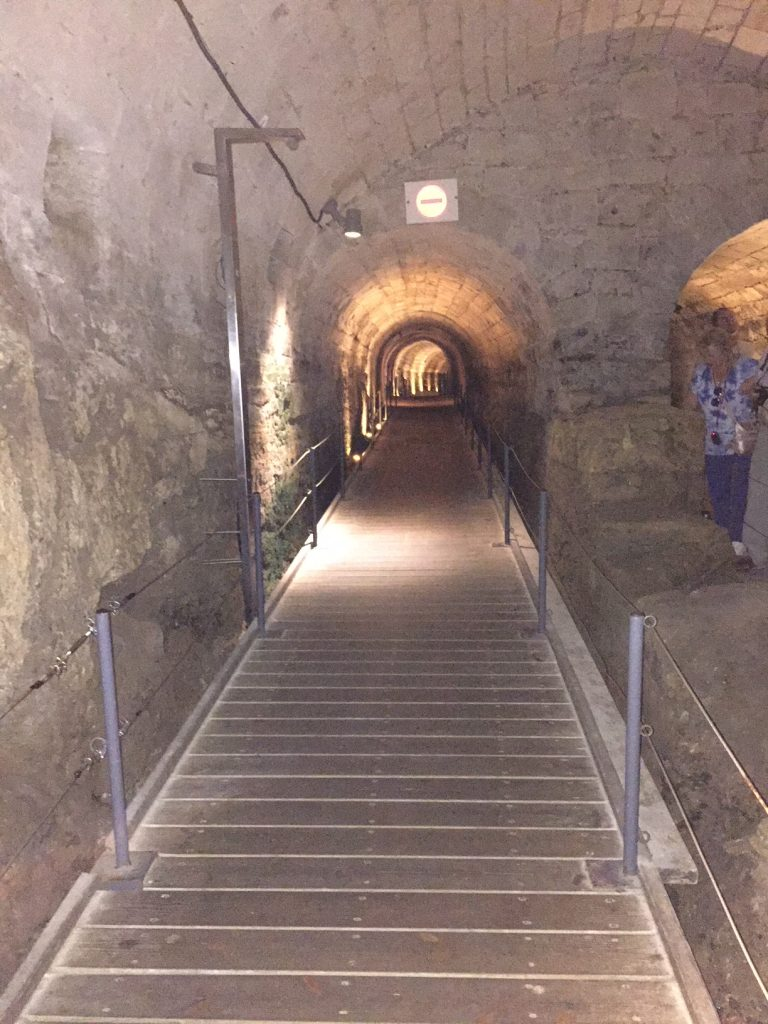 Viking Ocean Cruises; Israel; Ancient City of Acre; luxury cruises; Viking Star; Templars' Tunnel