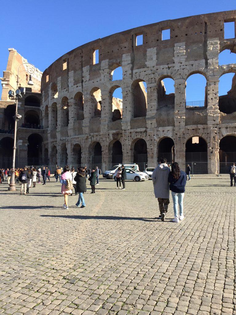 Colosseum; Rome
