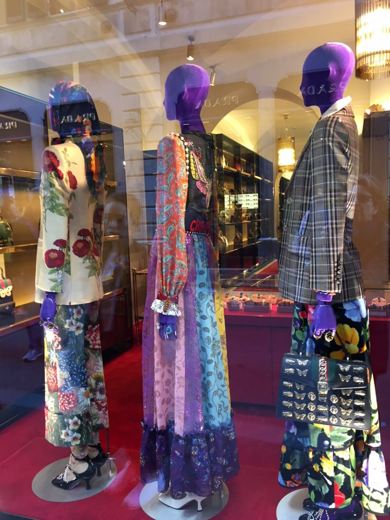 Haute Couture boutiques in Rome